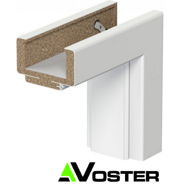 VOSTER - 3D, Finish, Lak