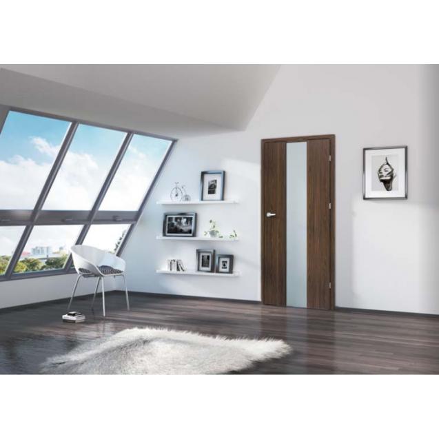 Interiérové dveře DRE Vetro B1