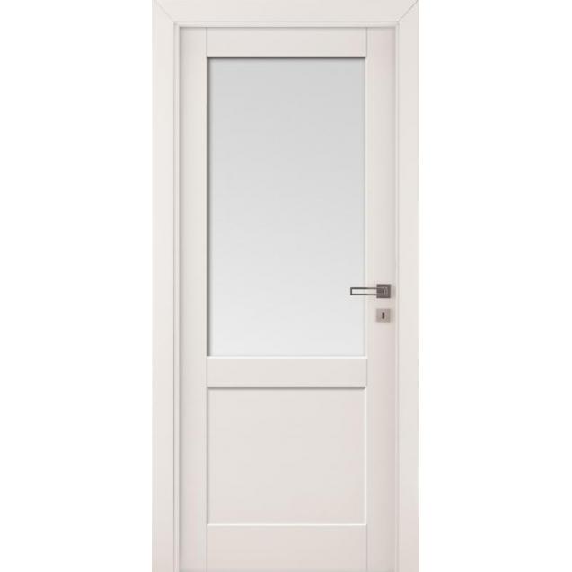 Interiérové dveře INVADO Bianco NEVE 2