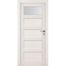 Interiérové dveře INVADO Bianco NUBE 2