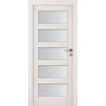 Interiérové dveře INVADO Bianco NUBE 3