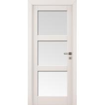 Interiérové dveře INVADO Bianco SATI 3
