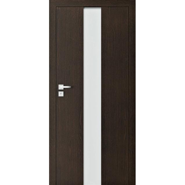 Interiérové dveře Porta Natura Space F.1 - Sklo Matné