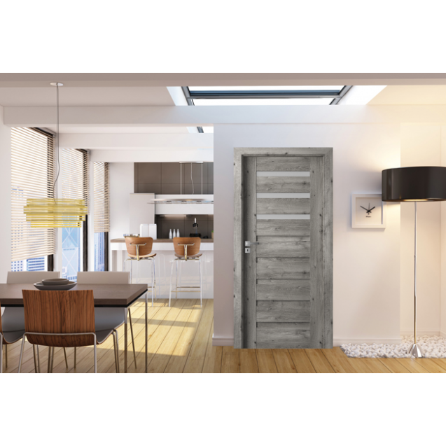 Interiérové dveře Verte Premium D3