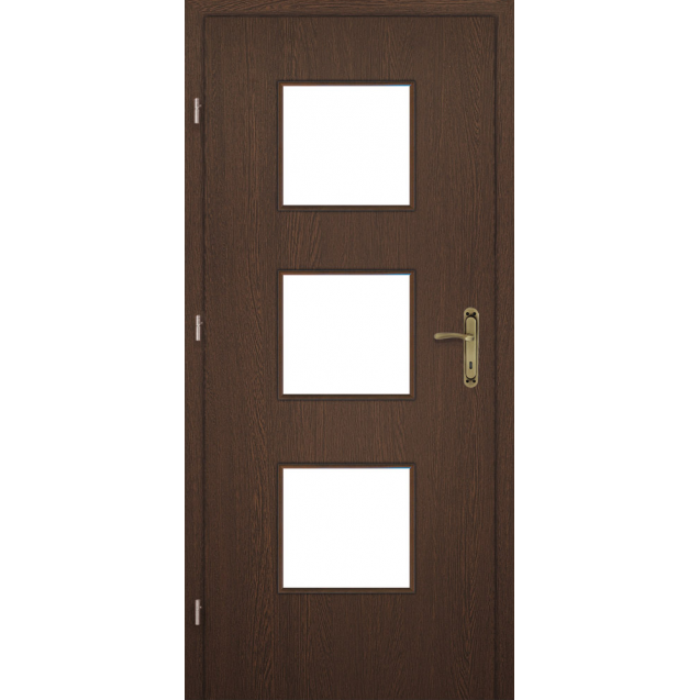 Interiérové dveře Voster Triplex 3/3